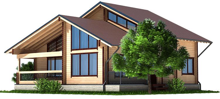 Остекление загородных домов